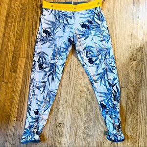 SZ M Adidas by Stella McCartney climalite leggings